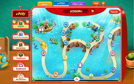 VN e-POLY screenshot 1