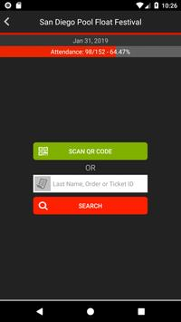 TicketSauce Check-In Lite screenshot 1