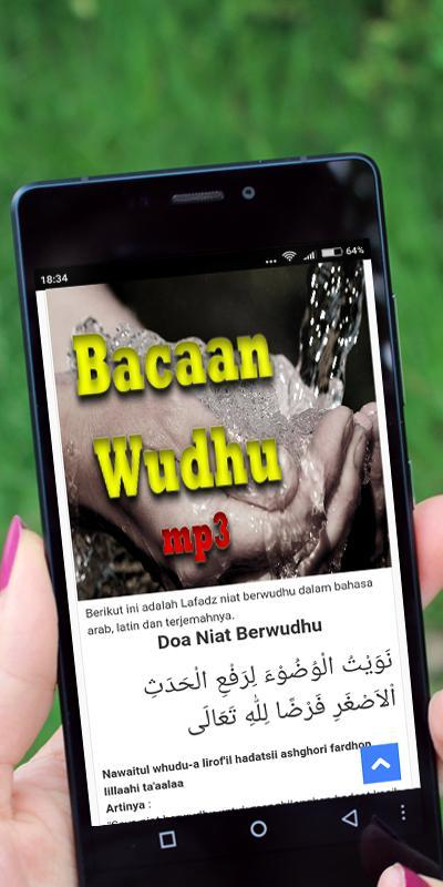 Bacaan Wudhu Lengkap For Android Apk Download