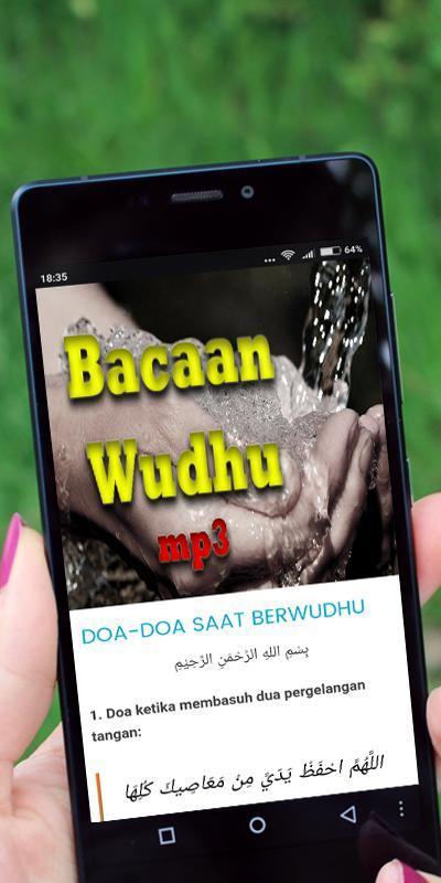 Bacaan Wudhu Lengkap For Android Apk Download