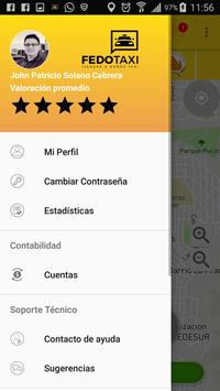 Fedotaxi Conductor screenshot 1