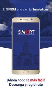 Simert poster