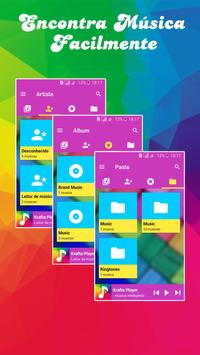 Krafta musicas MP3 player para Android - APK Baixar