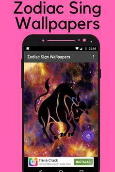 Zodiac Sing Wallpapers screenshot 2