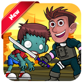 Wild Super Kratts Zombie Adventure icon