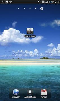 May & Ocean poster