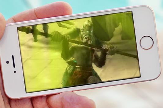 Kratos God War of Empires poster