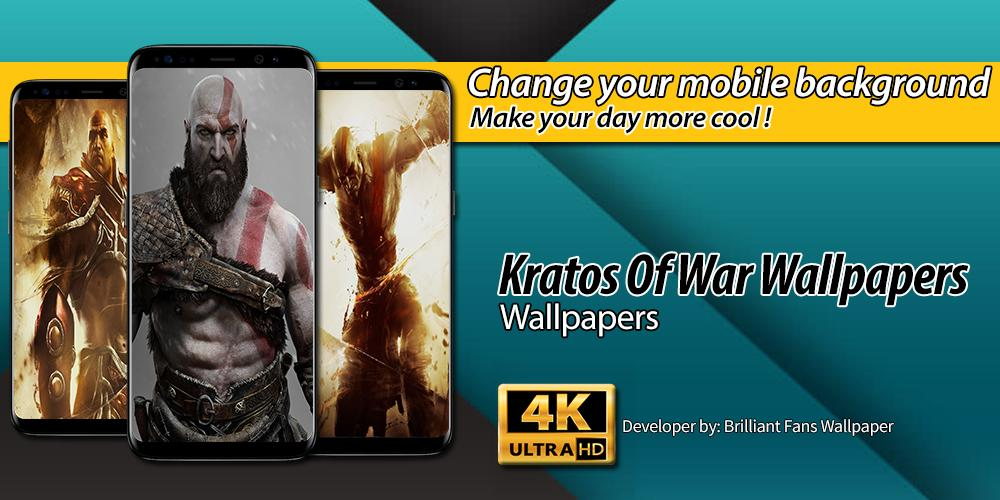 Kratos Of War Wallpapers God Hd For Android Apk Download