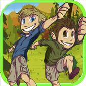 Wild Adventure Kratts Games icon