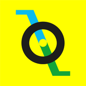 Cyclique. Ride better together icon