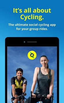 Cyclique. Ride better together poster