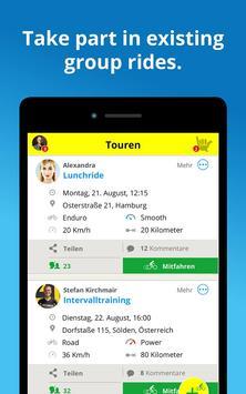 Cyclique. Ride better together apk screenshot