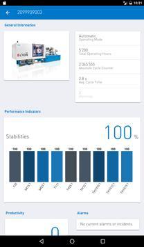 KraussMaffei Analytics apk screenshot