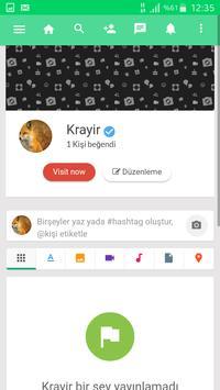 Oneymiski - Social Network screenshot 1
