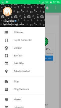 Oneymiski - Social Network screenshot 3