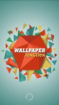 Wallpaper Junction poster