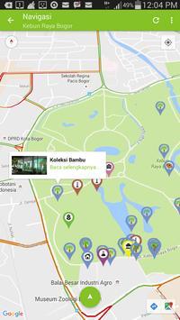 Jelajah Kebun Raya Bogor screenshot 2