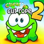 cheats cut rope 2 icon