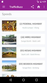 TrafficBuzz Mobile apk screenshot
