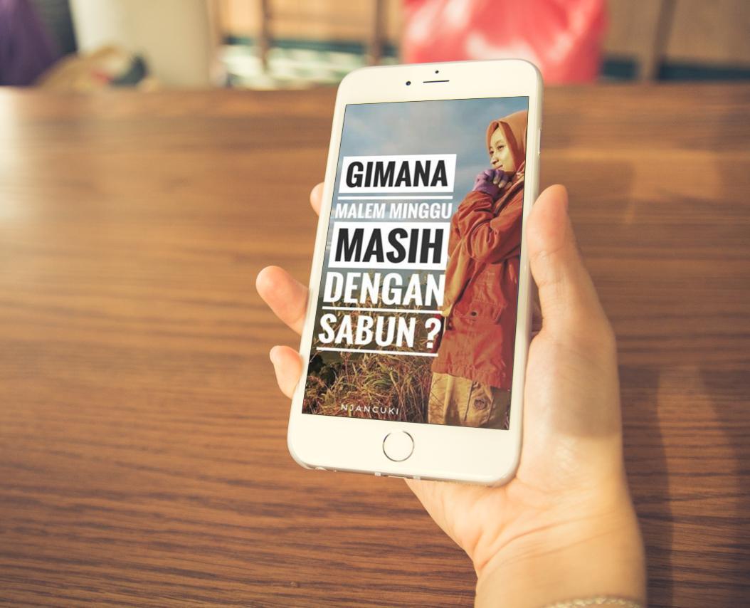 Foto Lucu DP Bbm Kocak Bahasa Jawa Terbaru For Android APK