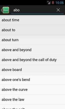 English Idioms screenshot 4
