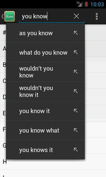 English Idioms screenshot 1
