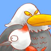 KreaBook - Sang Elang dan Burung Pelatuk icon