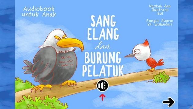 KreaBook - Sang Elang dan Burung Pelatuk poster