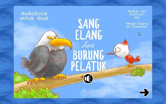 KreaBook - Sang Elang dan Burung Pelatuk screenshot 3