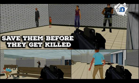 Commando Strike Subway Ops apk screenshot