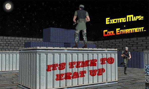 Critical Counter Strike 3D apk screenshot