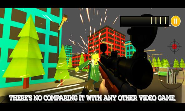 Pixel Gun Strike 2 3D screenshot 4