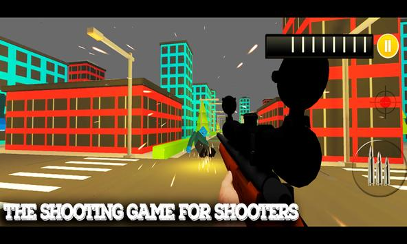 Pixel Gun Strike 2 3D apk screenshot