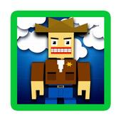 Pixel Gun Strike Block War icon