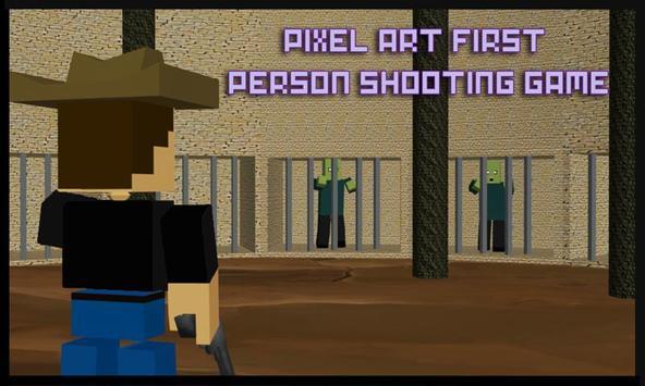 Pixel Gun Strike Block War poster