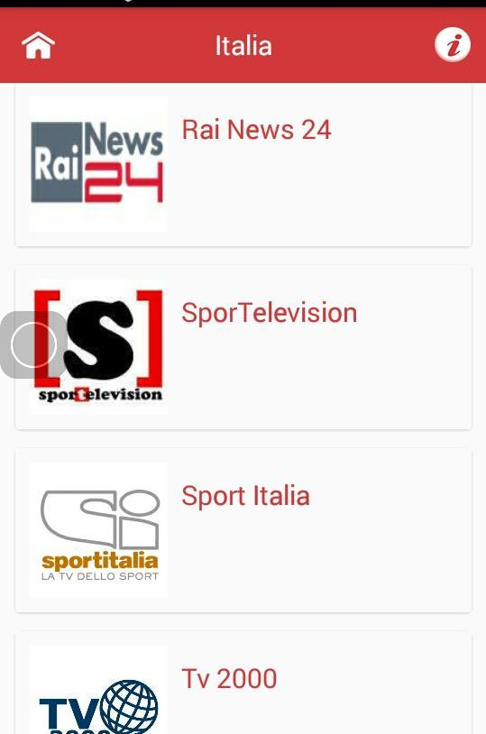 Zona TV for Android - APK Download