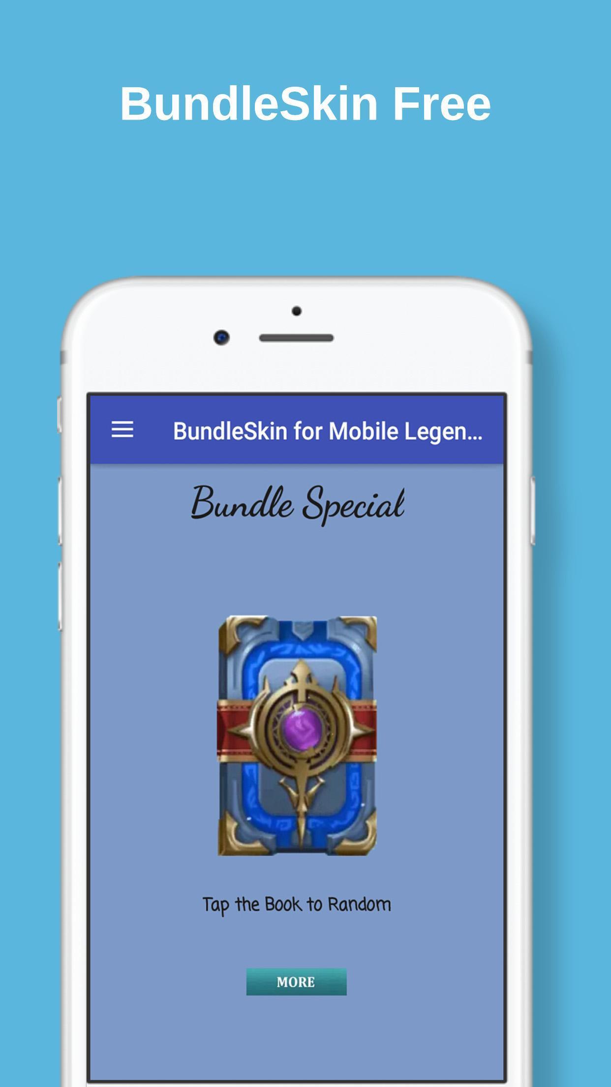 Bundle Skin Free Mobile Legends Rewards for Android - APK