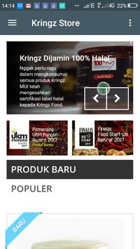 KringZ - Indonesian Chilly Sauces screenshot 3