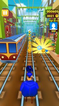 Subway Sonic Run imagem de tela 4