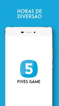 Fives Game (Português) apk screenshot