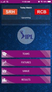 KrickBaz Cricket Live Scores poster
