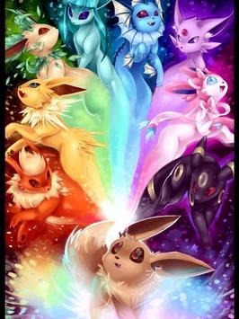 EEVEE pokemon Wallpapers screenshot 2