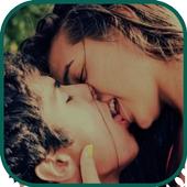 Couple Kissing GIFs icon