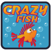 Crazy Fish icon