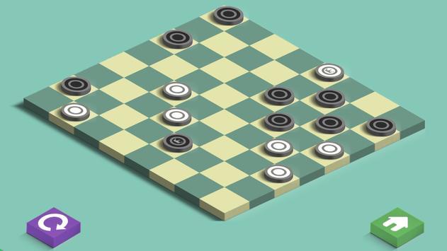 Isometric Checkers screenshot 3