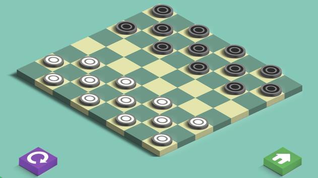 Isometric Checkers screenshot 2