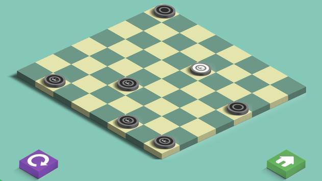 Isometric Checkers screenshot 5