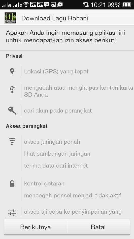 DOWNLOAD LAGU ROHANI KRISTEN for Android - APK Download
