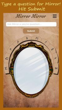 Ask Mirror Mirror - Fortunes poster