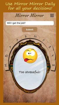 Ask Mirror Mirror - Fortunes apk screenshot
